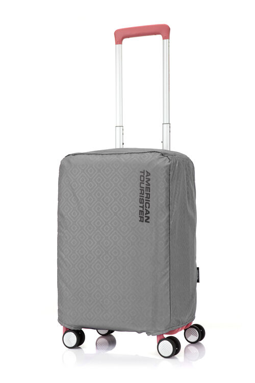 ANTIMICROBIAL LUGGAGE COVER ANTIMICROBIAL  hi-res   American Tourister